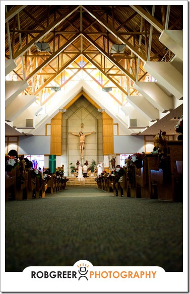St. Paul the Apostle Catholic Church in Chino Hills