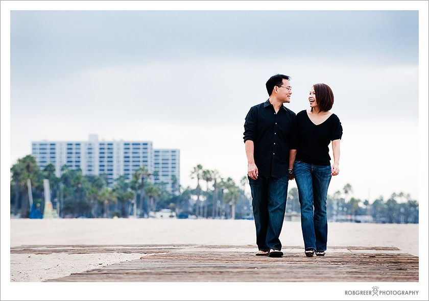 Wedding Photographer in Santa Monica