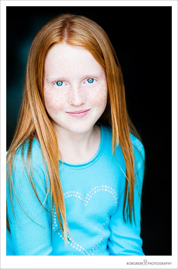 Los Angeles Child Headshot Photographer