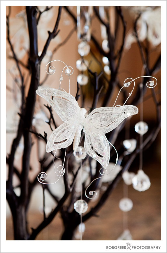 Butterfly Theme Wedding Decorations